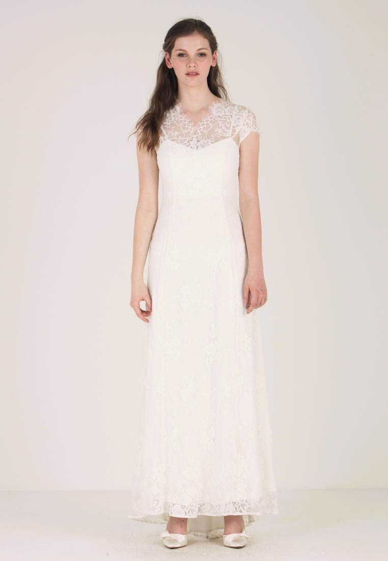 IVY & OAK BRIDAL BRIDAL DRESS LONG - Ballkleid Ballkleid Ballkleid - snow Weiß  weiss e321eb