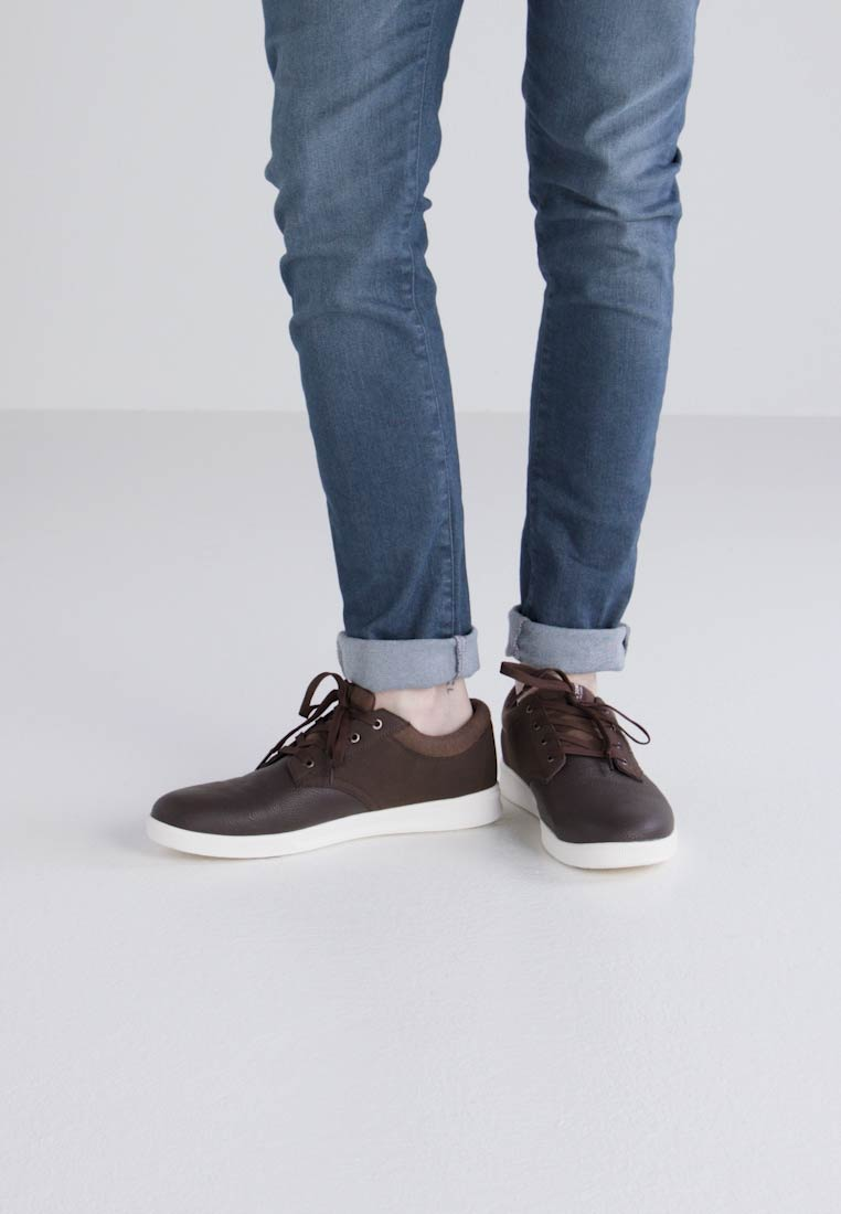 Jack & Jones JFWGASTON - Zapatillas dark brown