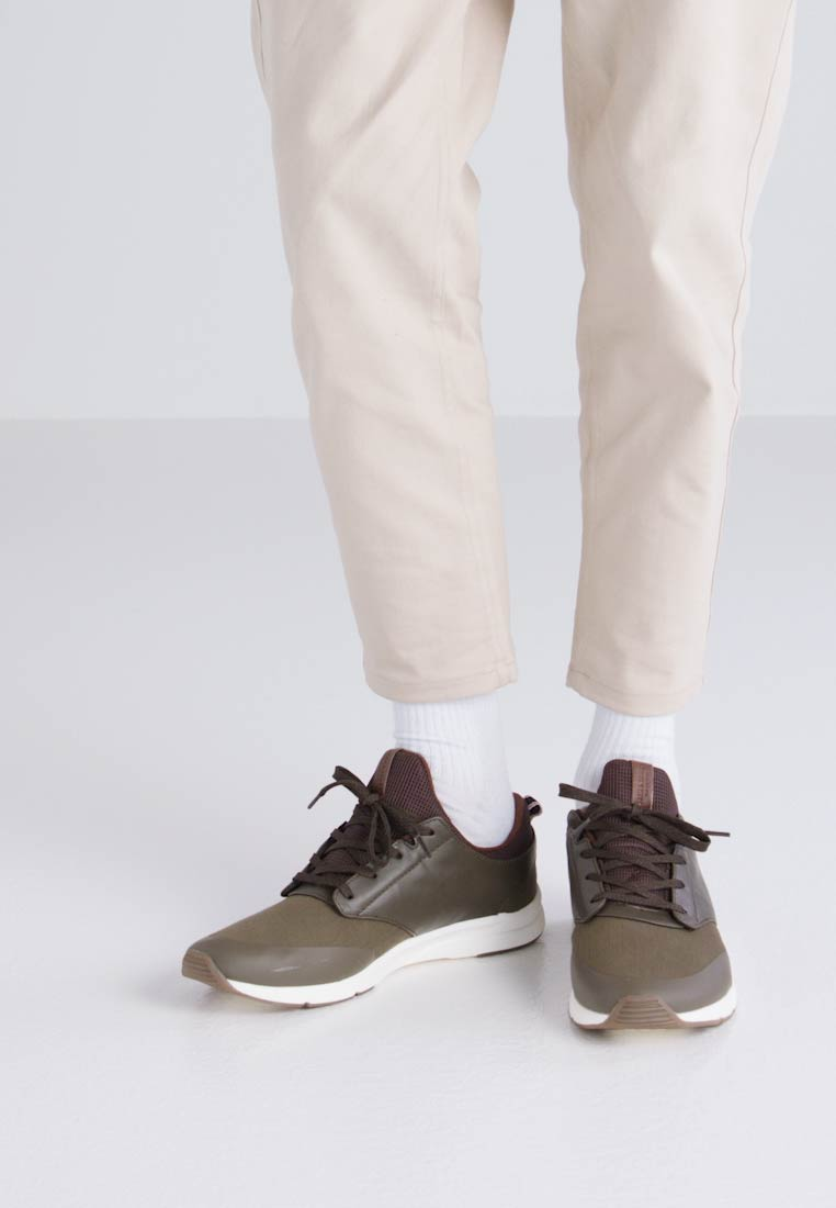 Jack & Jones JFWBOLTON MIXED - Zapatillas olive night