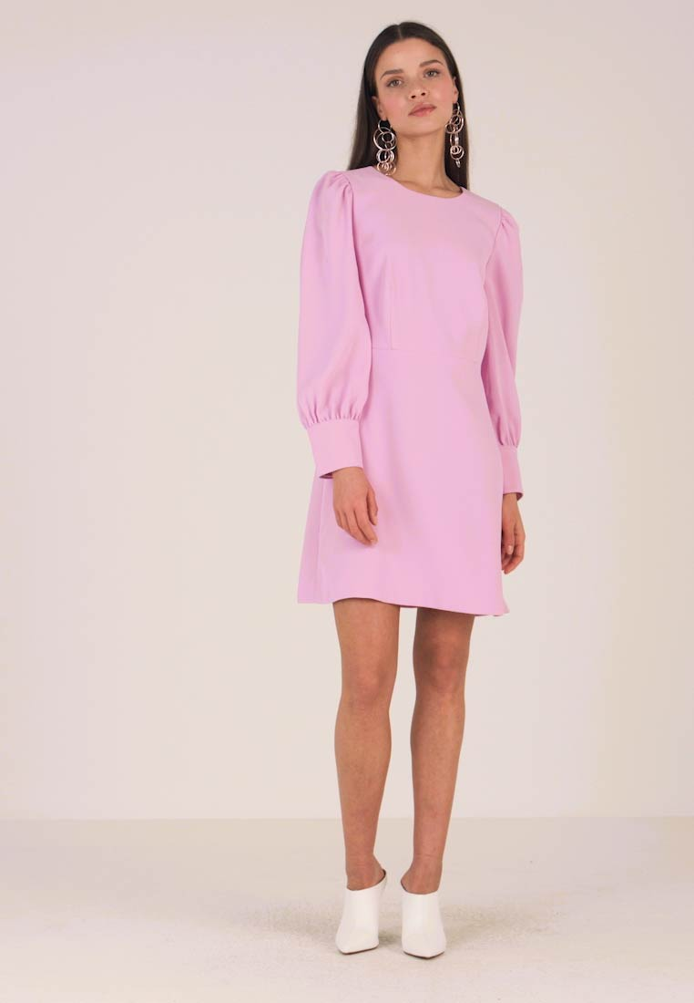 J.CREW PETITE - LUCKY CREPE - Robe de soirée - sundrenched peony