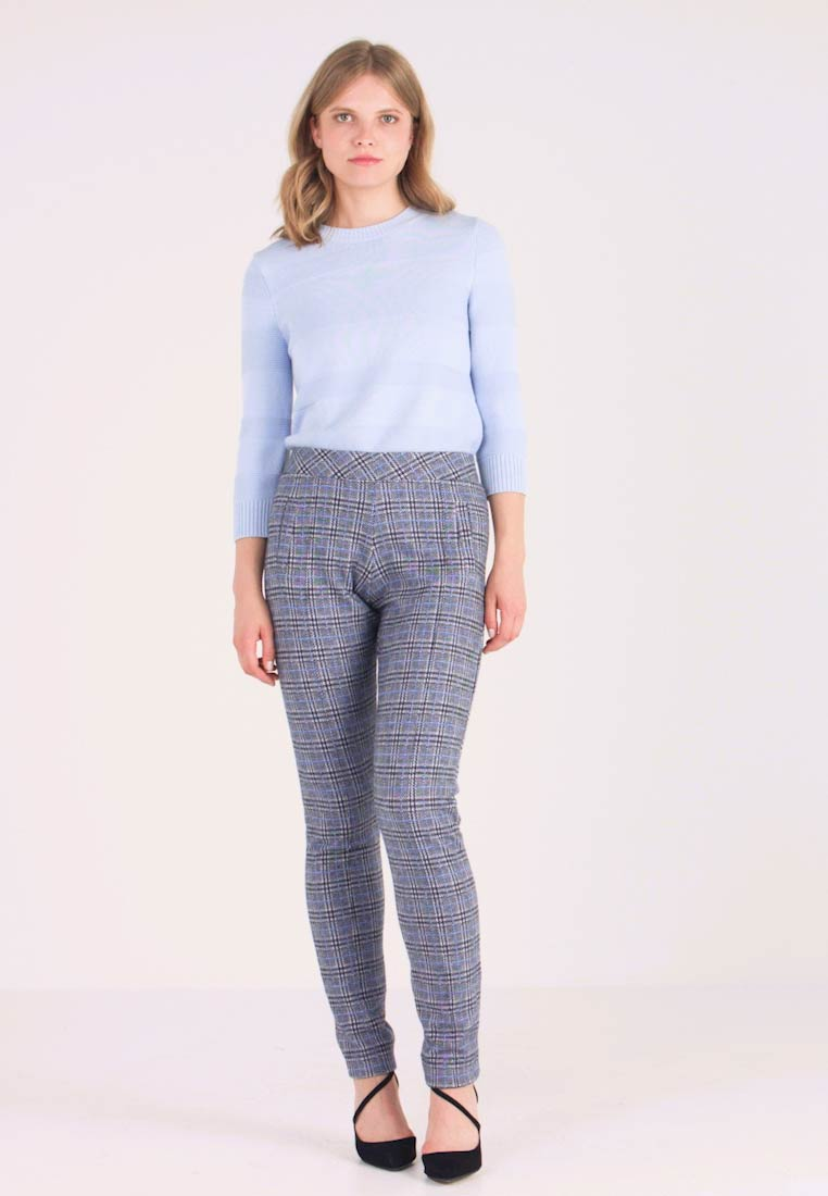 Josephine & Co - GEENA PANTALON - Tygbyxor - royal blue