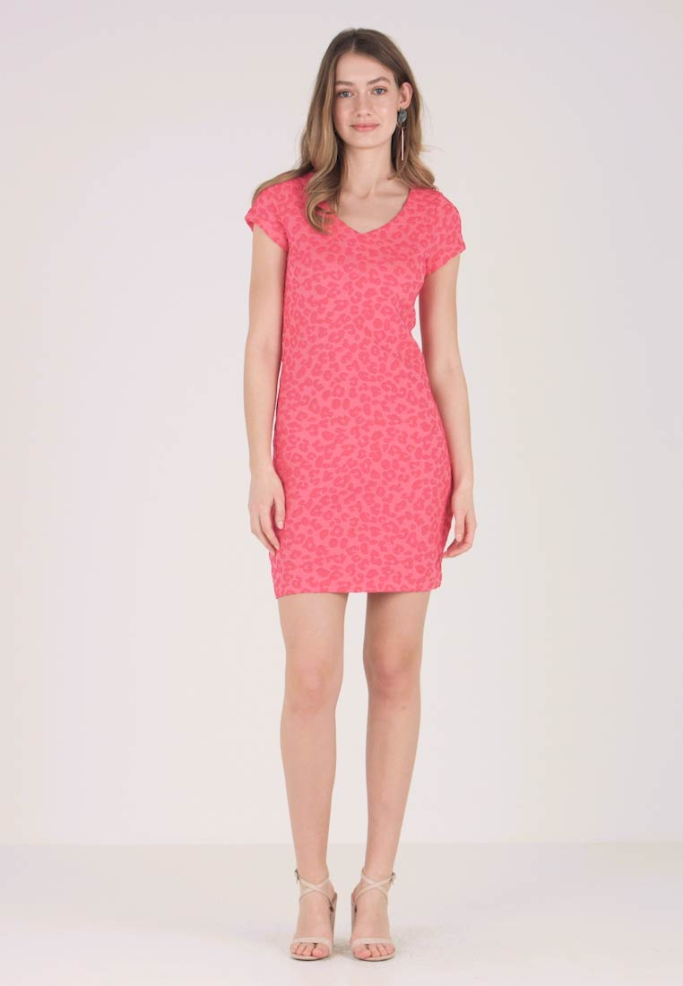 Josephine & Co - CLARITA DRESS - Robe fourreau - indian pink