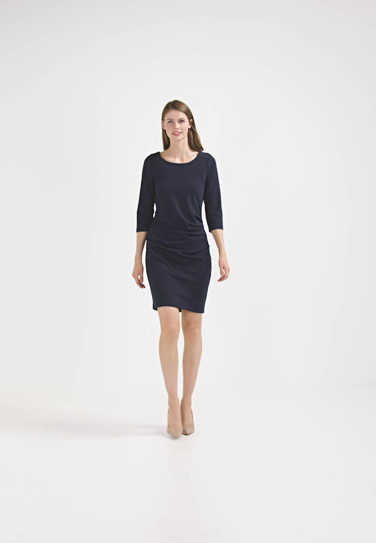 Kaffe INDIA  - Robe en jersey - midnight marine