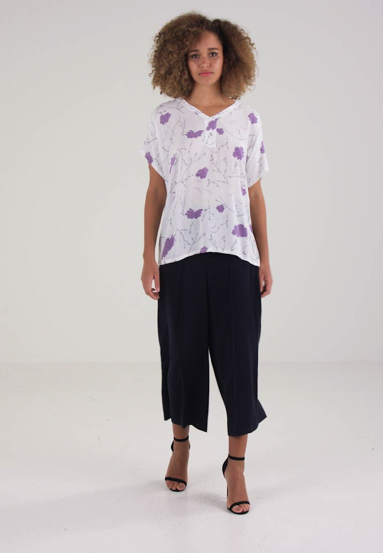 Low Mist Irena Kaffe Orchid Cost Tunic rBfBY0gq