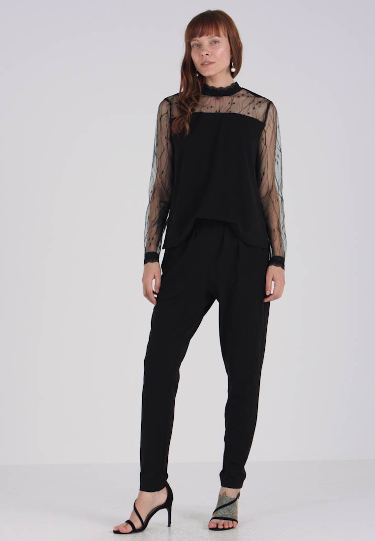 Kaffe - PEARLY NINNA - Jumpsuit - black deep