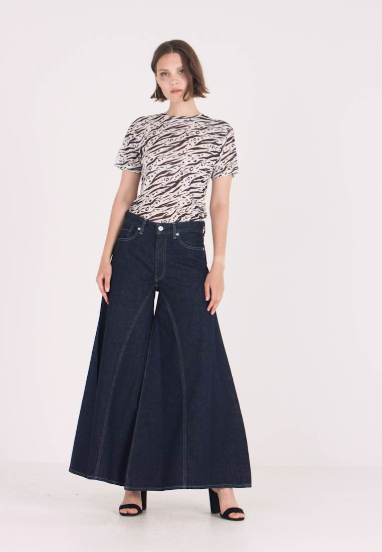Levi's® Made & Crafted - RANCHER WIDE LEG - Vaqueros a campana - fresh air