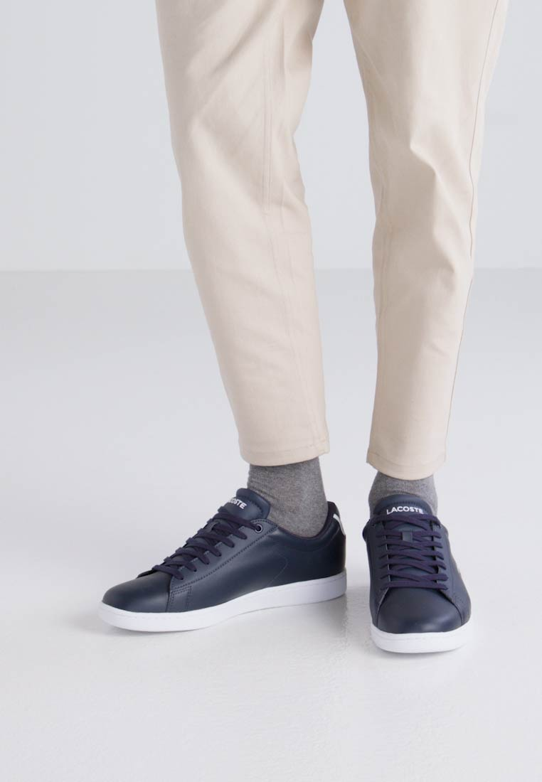 Lacoste CARNABY - Joggesko navy