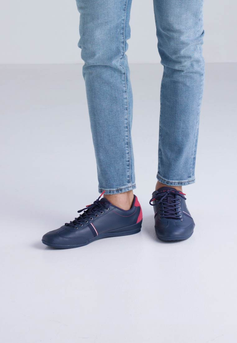 Best Navy Trainers Misano red Place Lacoste rqSIw6r