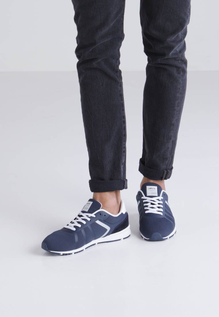 ALMAYER LITE - Sneaker low - navy blue QwuAB