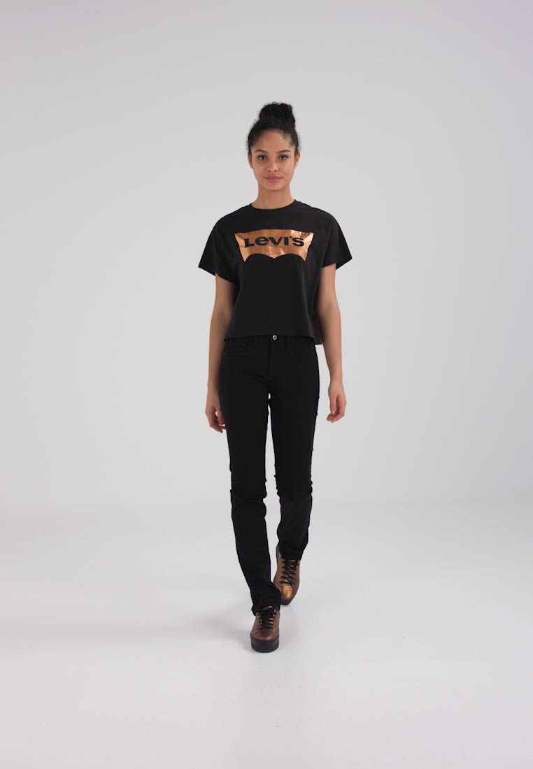 Levis® GRAPHIC TEE - T-shirts med print - copper foil