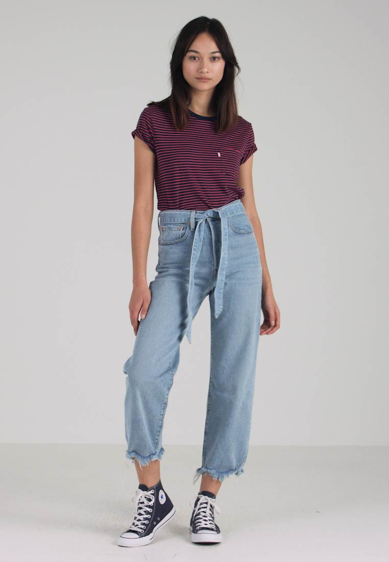Levi's® - RIBCAGE - Straight leg jeans - get it done