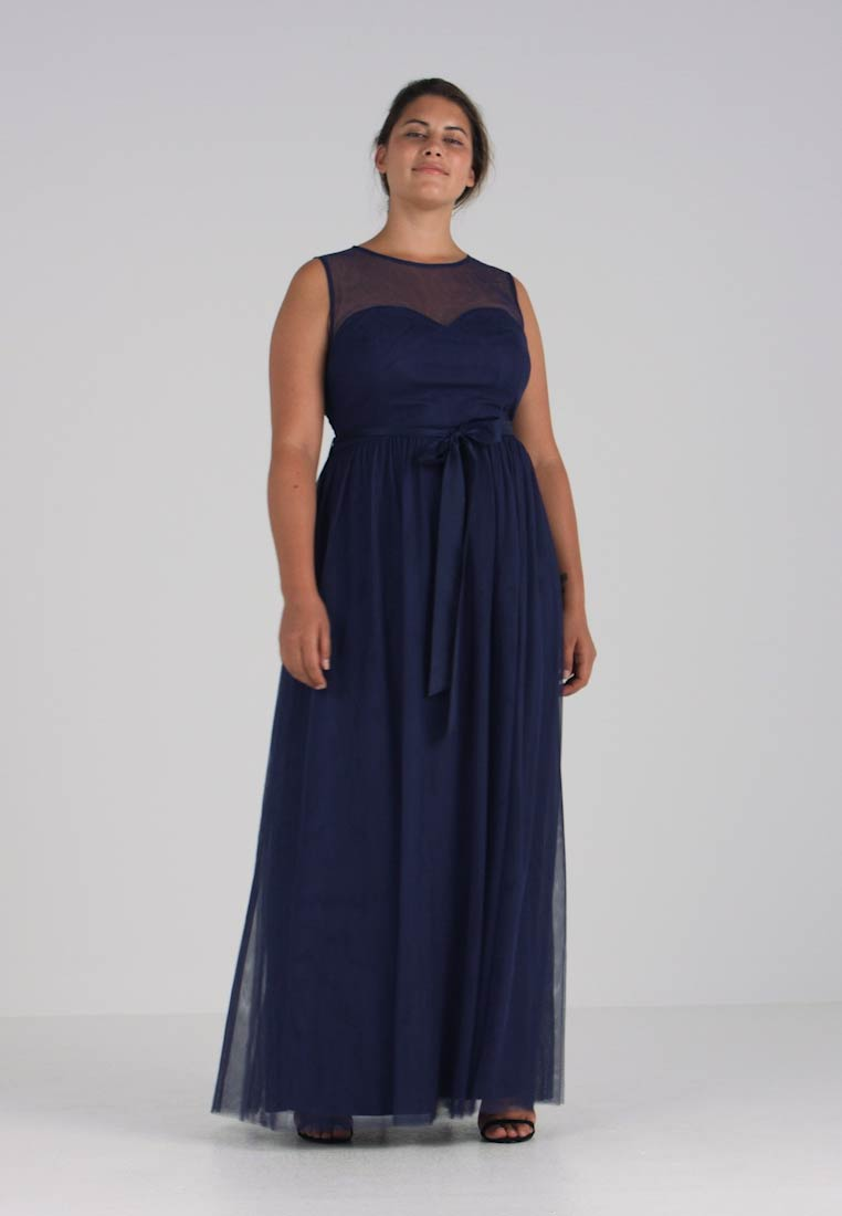 EXCLUSIVE Ballkjole DRESS Mistress Little DELPHI Curvy MAXI vnSFUqEP