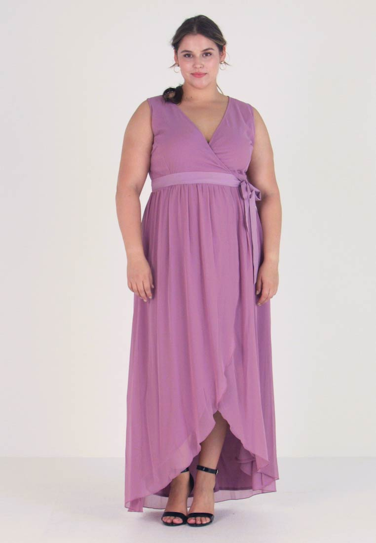 Little Mistress Curvy - Ballkleid - canyon rose