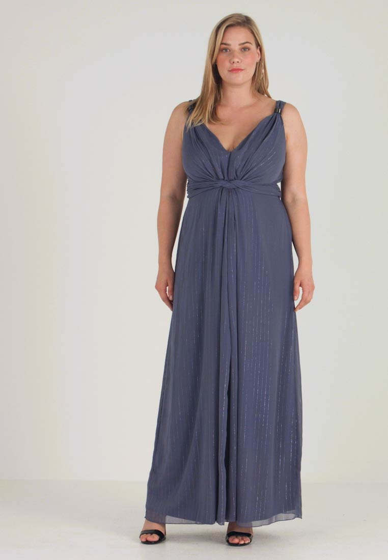 Little Mistress Curvy - Occasion wear - lavender grey
