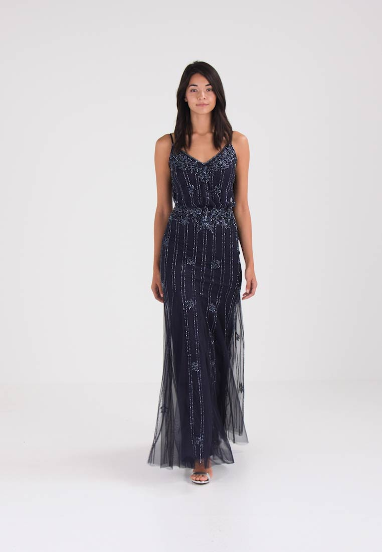 Lace & Beads KEEVA MAXI - Robe de cocktail - navy