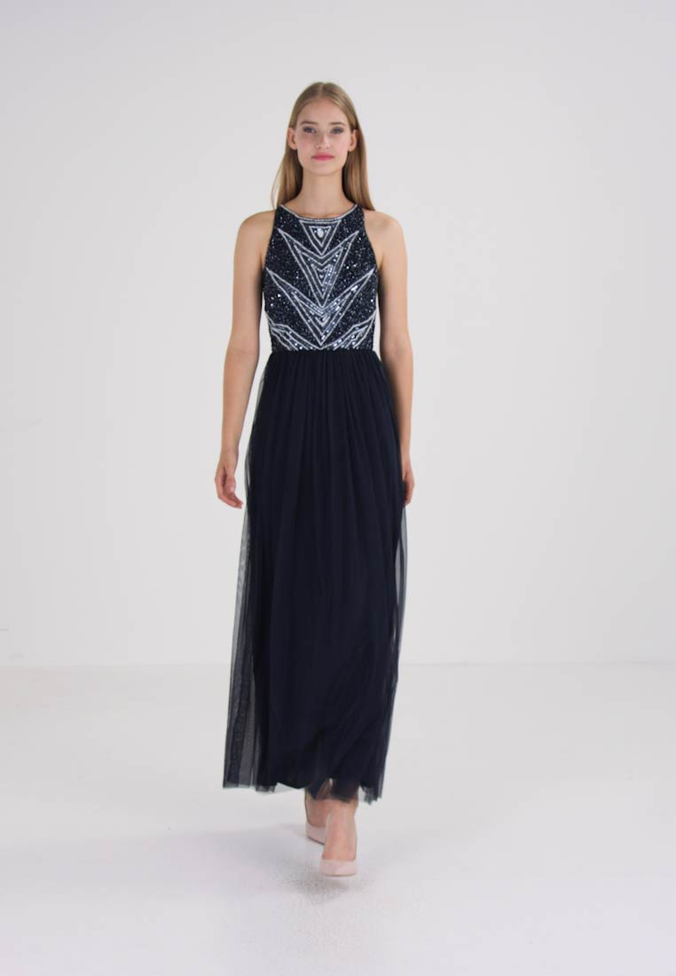 Lace & Beads KAPPA MAXI - Robe de cocktail - navy
