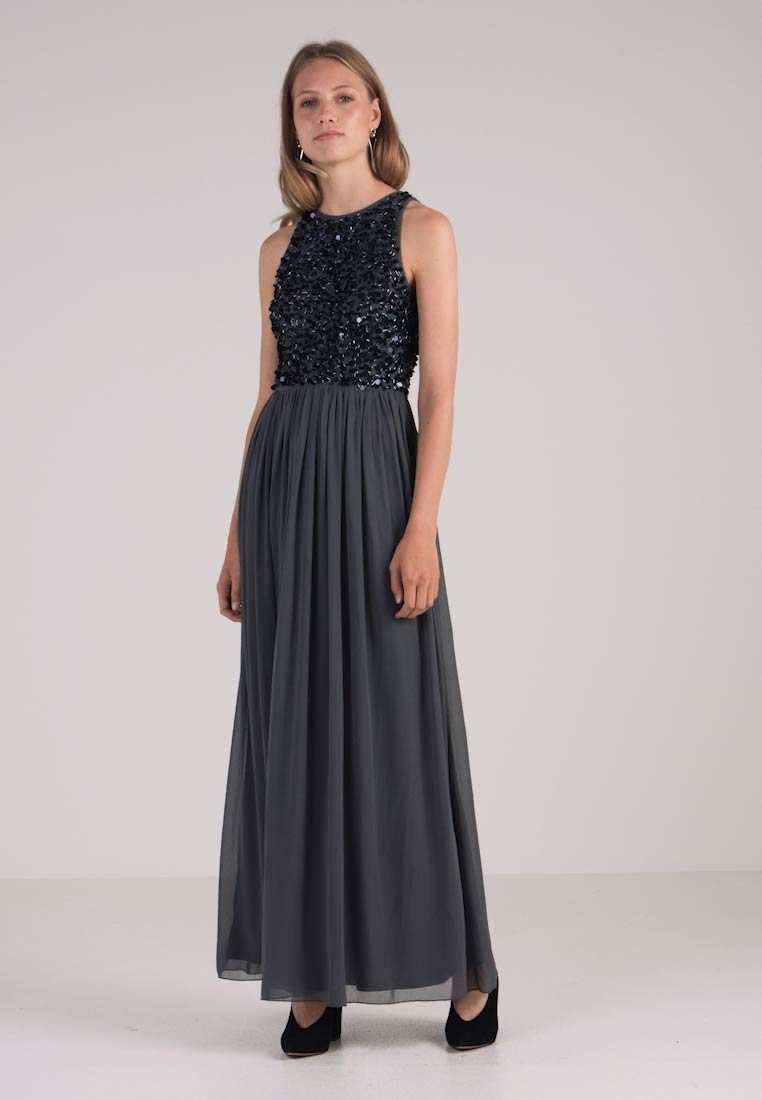 Lace & Beads - MISTY MAXI - Ballkleid - dark grey