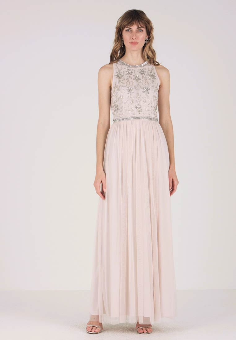 Lace & Beads - MARTHA MAXI - Ballkleid - nude