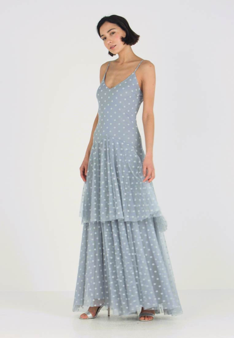 Lace & Beads - DINIA - Robe de cocktail - blue