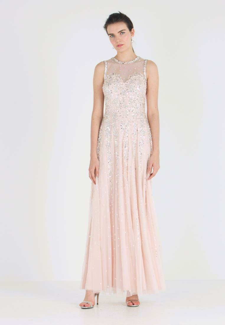 Lace & Beads - NICOLA - Galajurk - blush