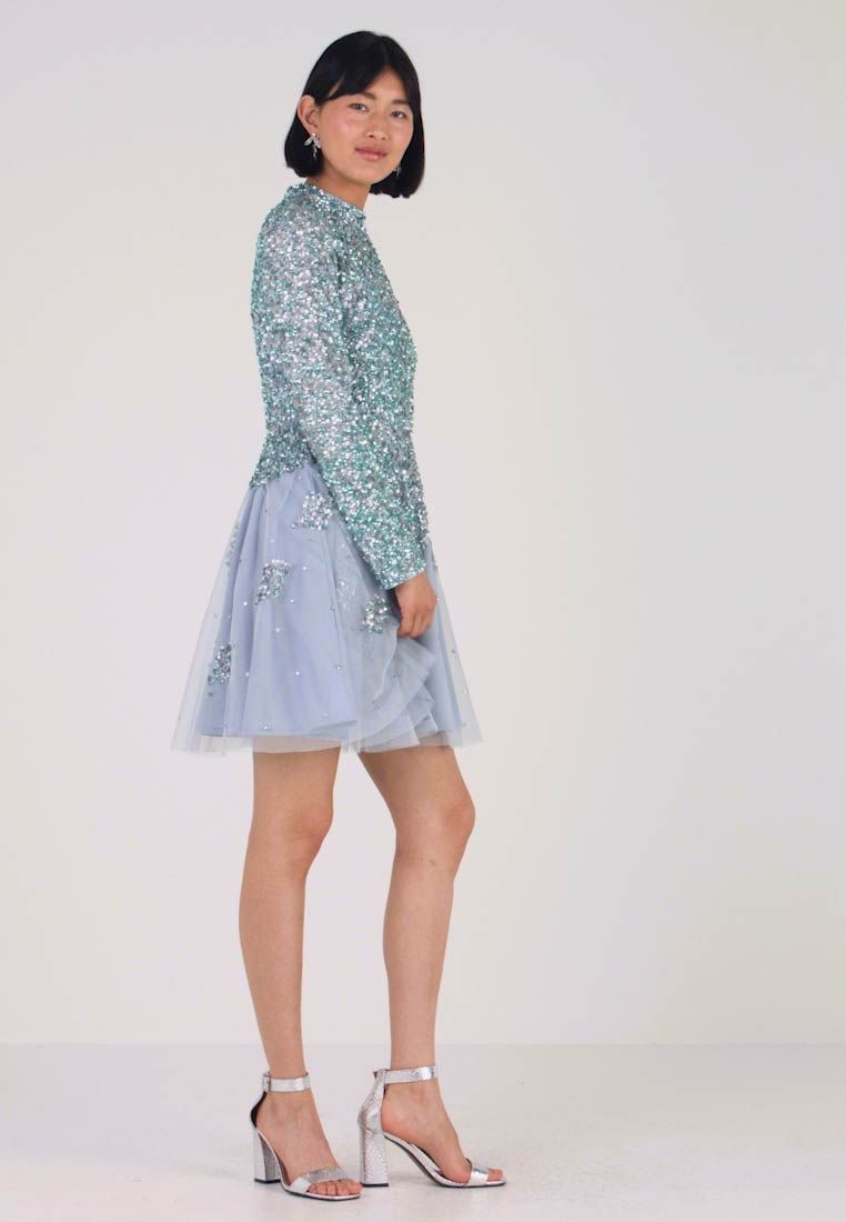 Lace & Beads - ALANA DRESS - Cocktail dress / Party dress - blue