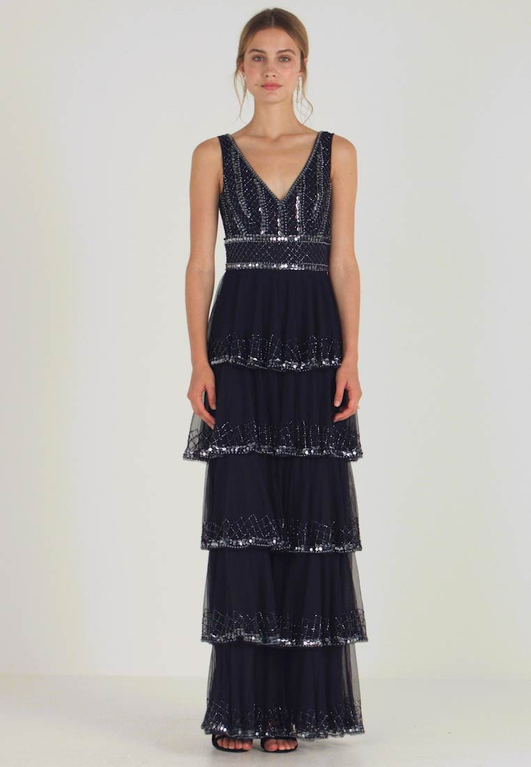 MULAN LISHKY MAXI , Robe de cocktail , navy
