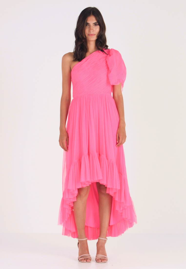 Lace & Beads - ANASTASIA MAXI - Occasion wear - fuschia
