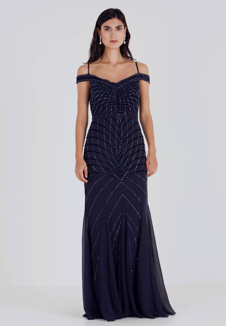 KATERINA , Robe de cocktail , navy