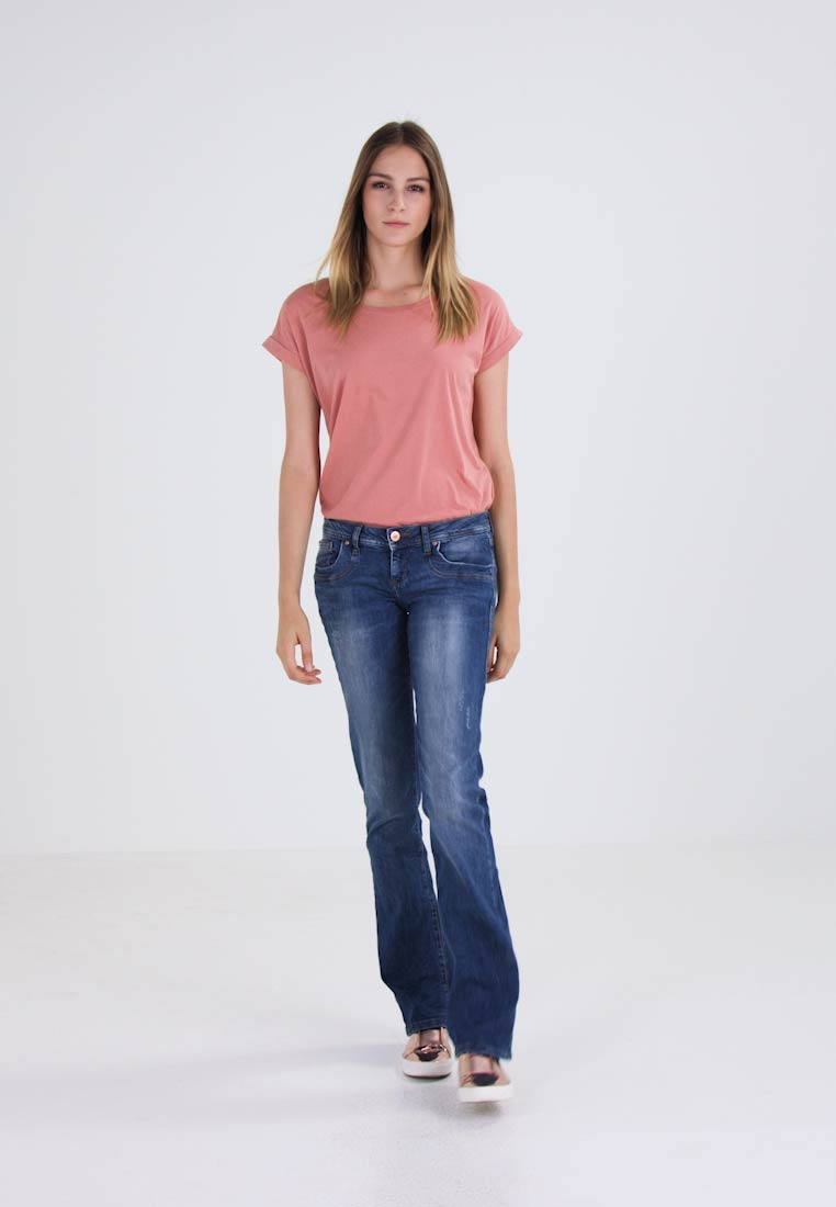 LTB - VALERIE - Jeans Bootcut - ceciane wash