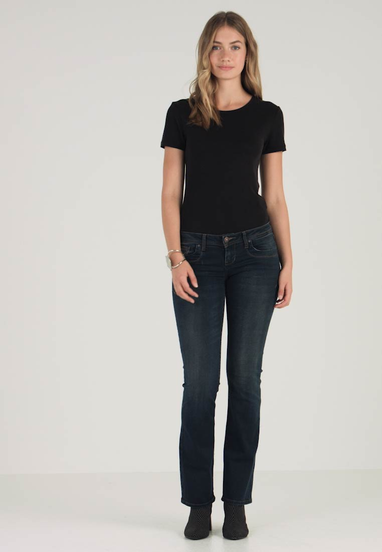 LTB - VALERIE - Bootcut jeans - mondo wash