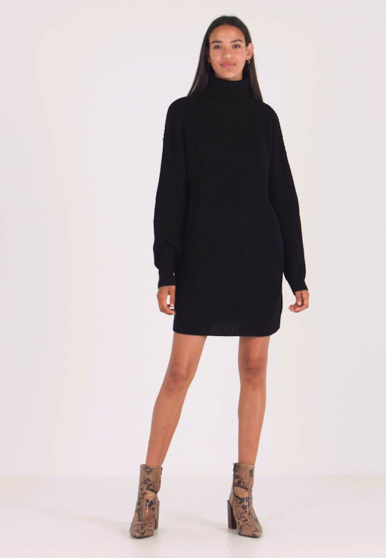 Missguided - Jumper dress - black