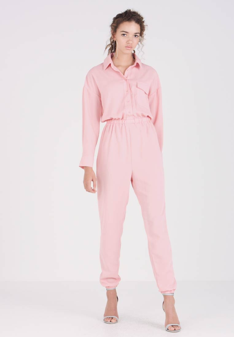 Missguided - UTILITY - Kombinezon - pink