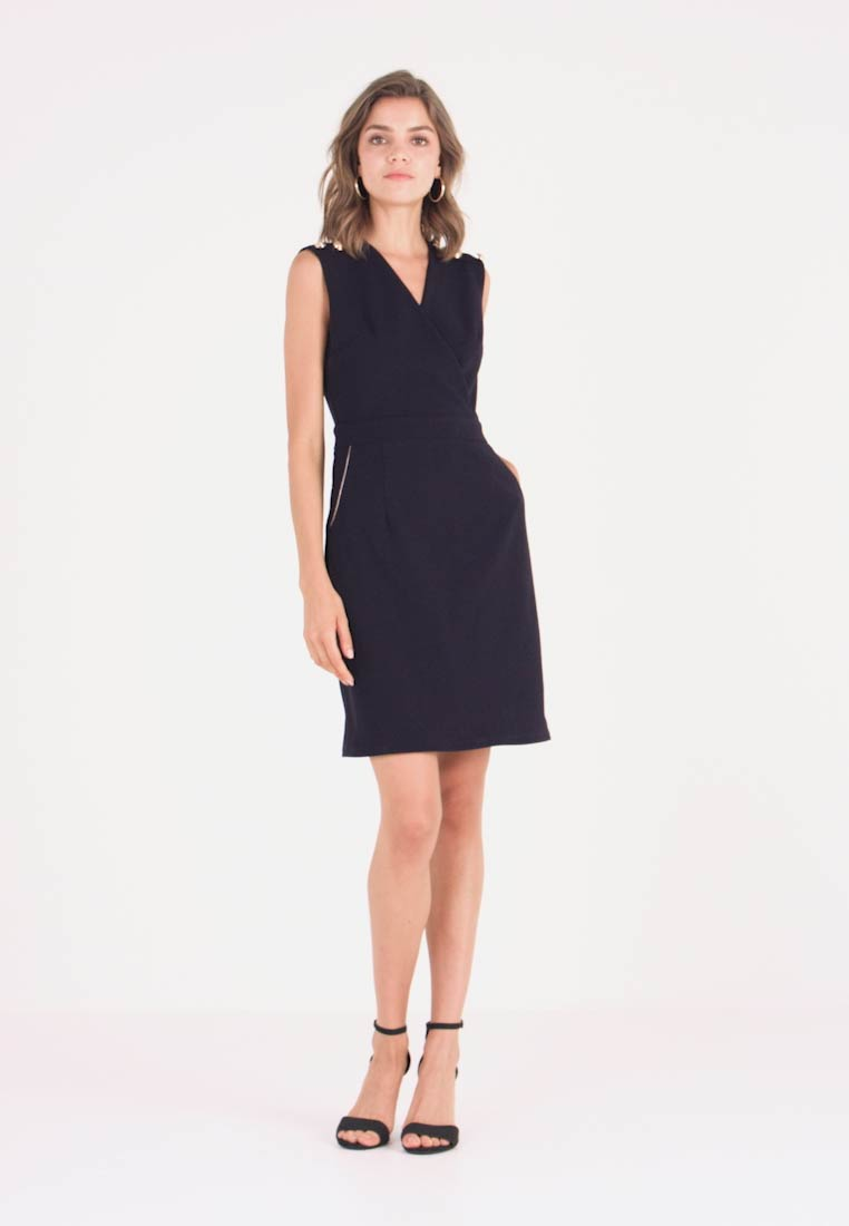 Morgan - Shift dress - marine