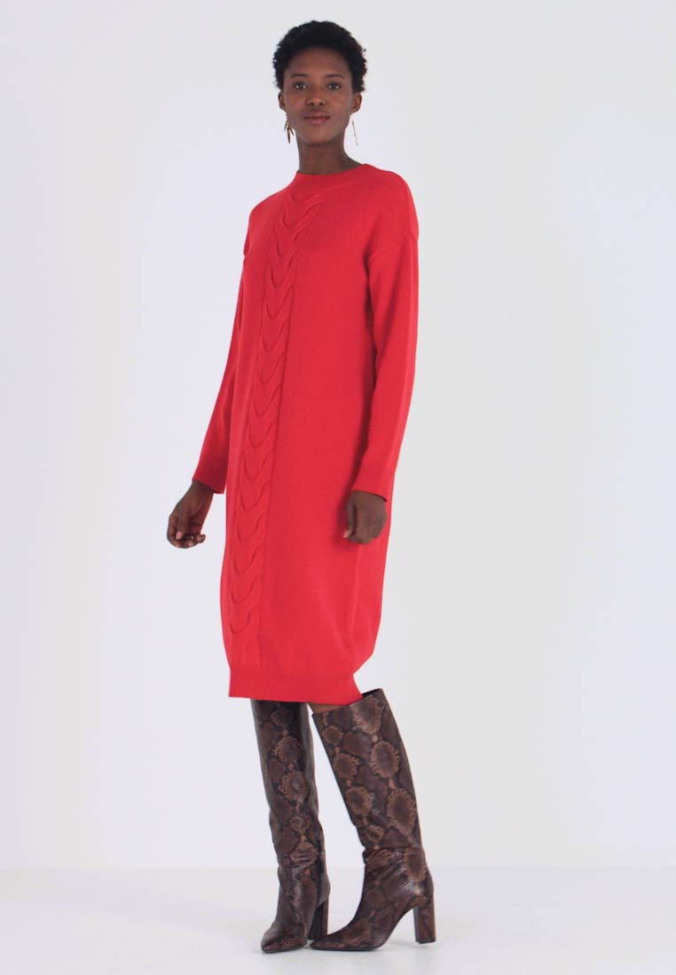 MAERZ Muenchen - Robe pull - just red