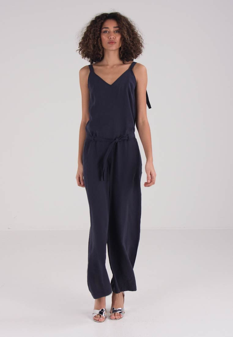 BOW DETAILS STRAP O'Polo Marc OVERALL WIDE Jumpsuit xqZI4H