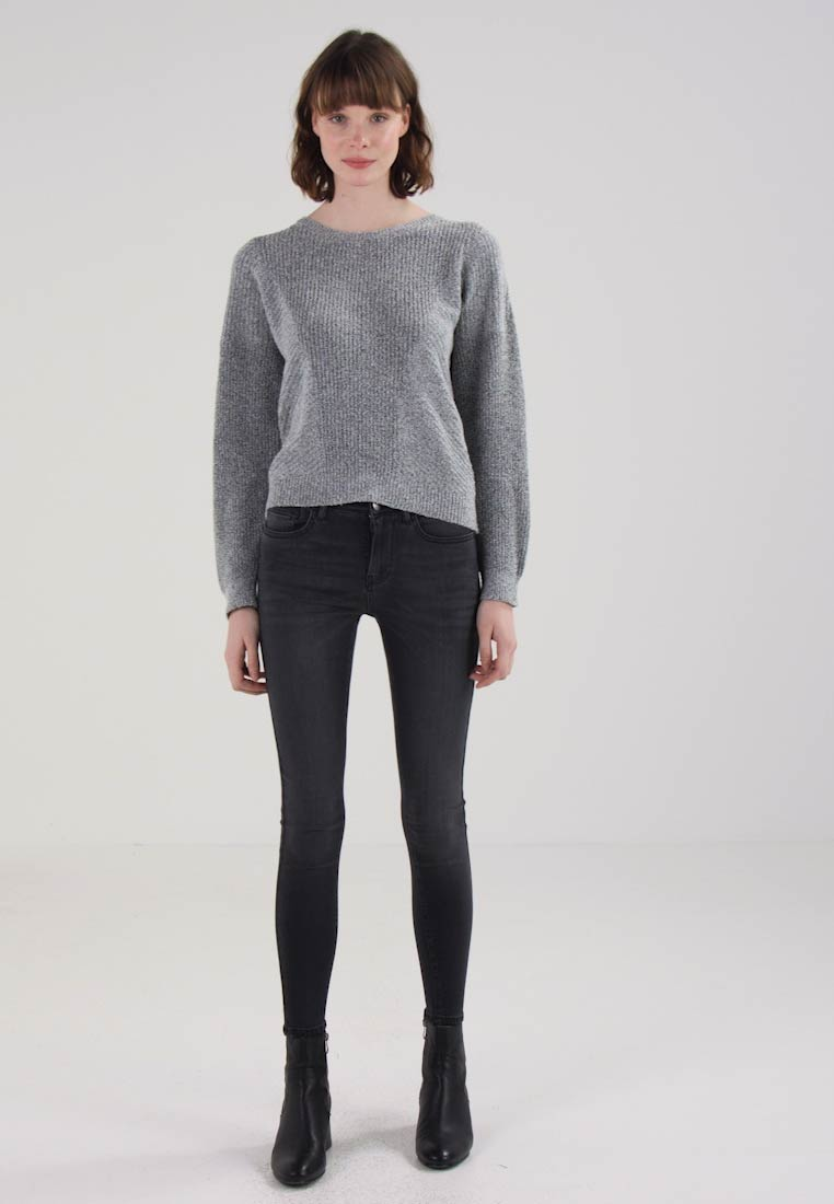 Mavi BACK DETAIL - Jumper - grey