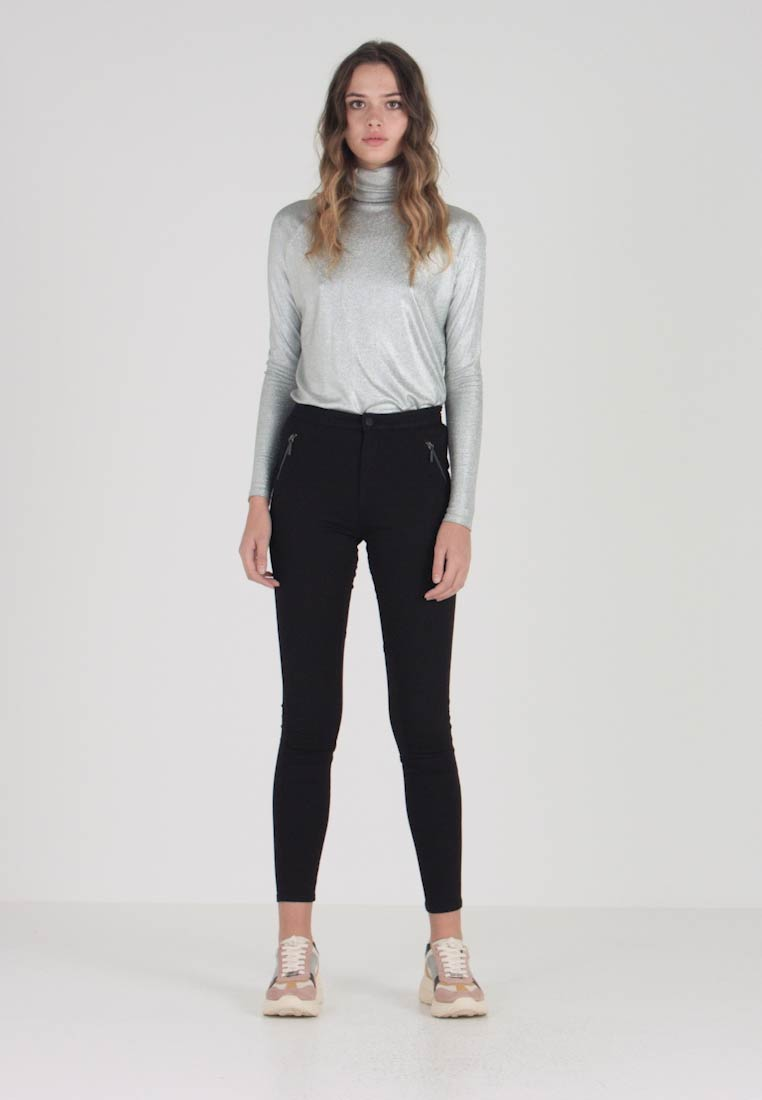Mavi - JESSA - Jeans Skinny Fit - black casual denim