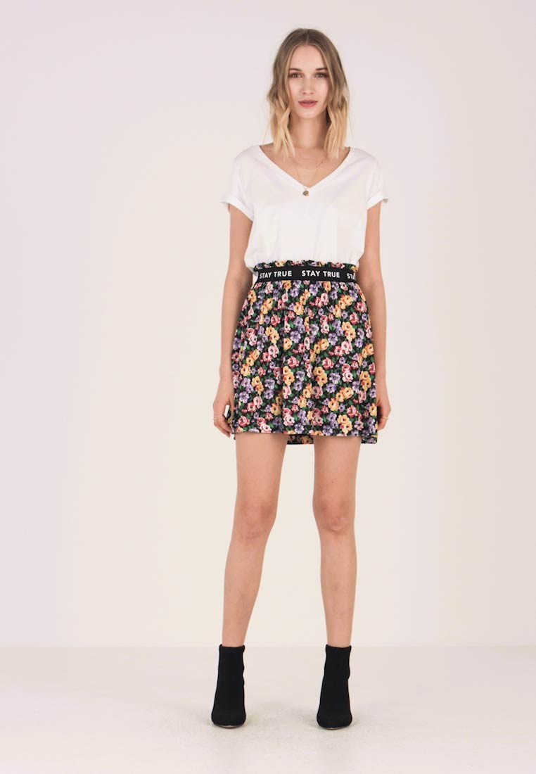 mbyM - ANOUSHKA - A-line skirt - multicoloured