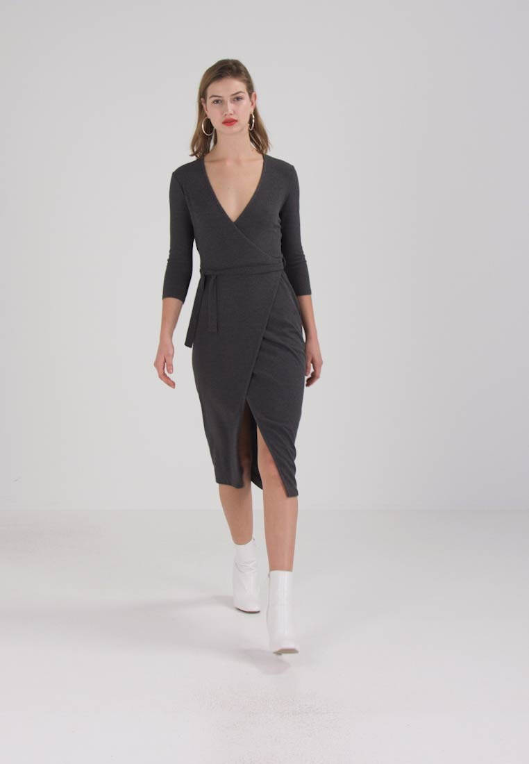 Hverdagskjole MIDI DRESS Miss WRAP Selfridge FSqqPI