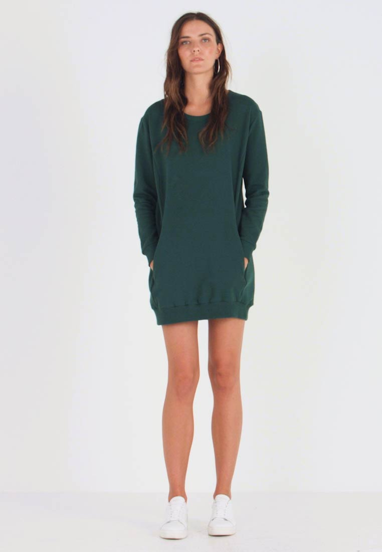 Miss Green - LEAN ON ME - Day dress - june bug
