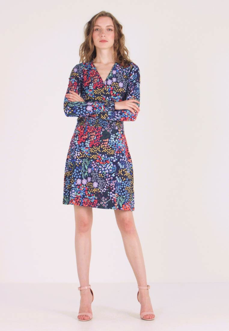 Miss Green - POWER OF LOVE - Jersey dress - multi-coloured