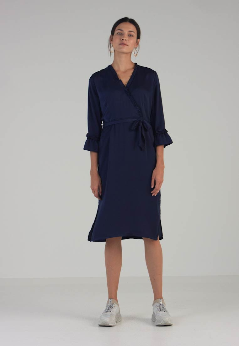Modström Jonathan Rich Day Blue Dress wHq1xRwf