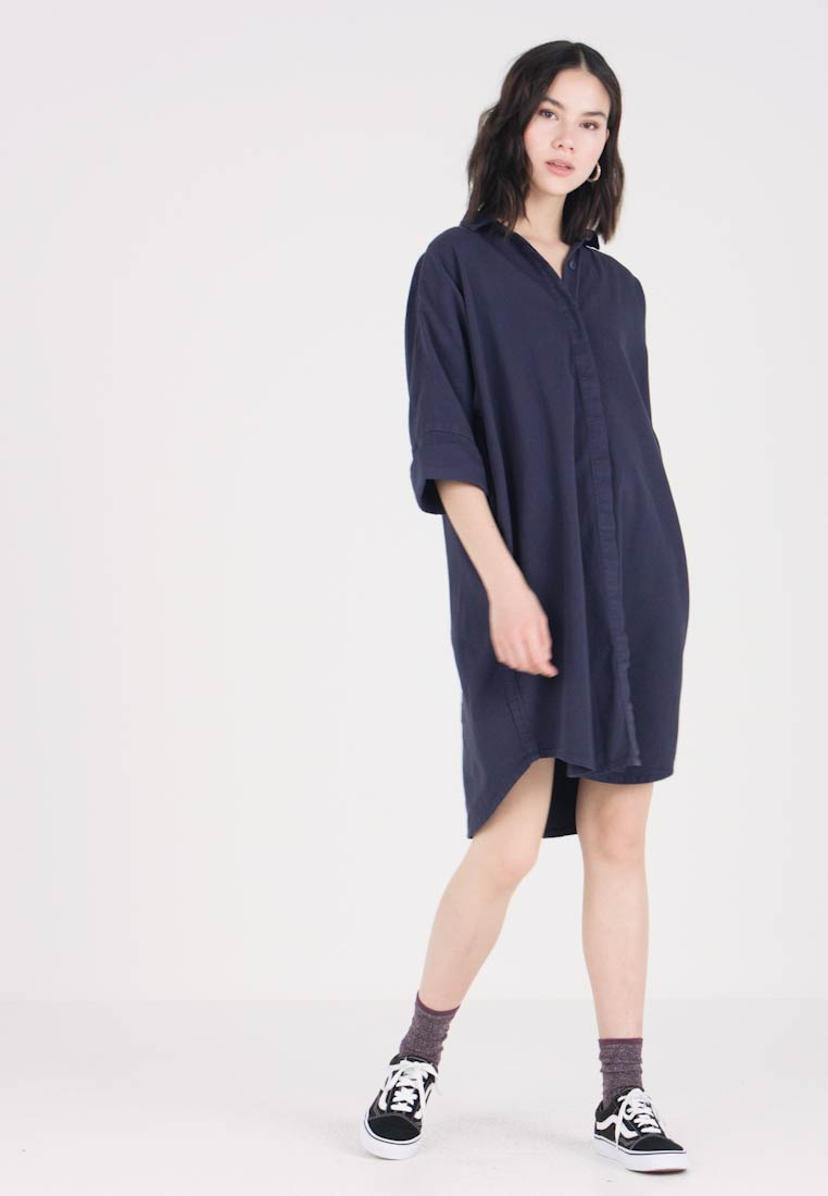 Jeanskleid Monki Mona Lisa Dress Blue HRgaqv