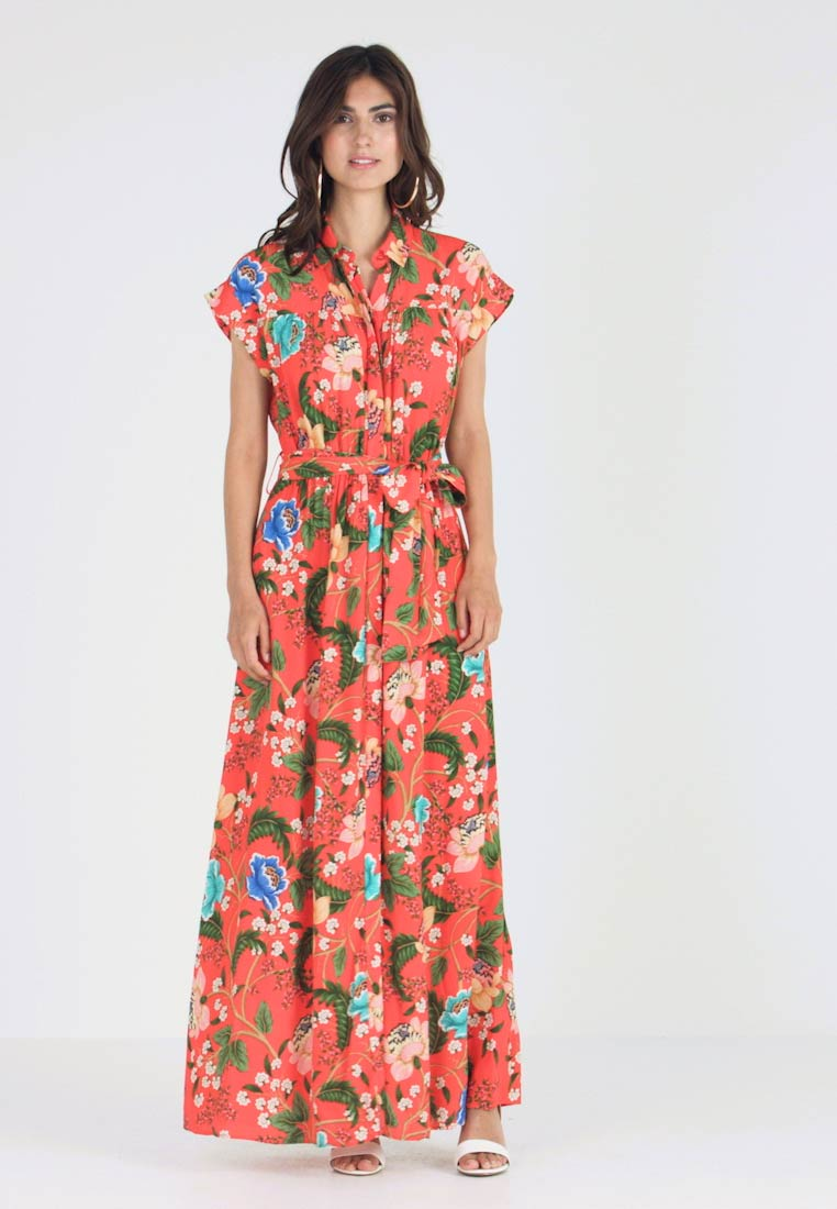 NAF NAF - ROSSI - Maxi dress - imprime