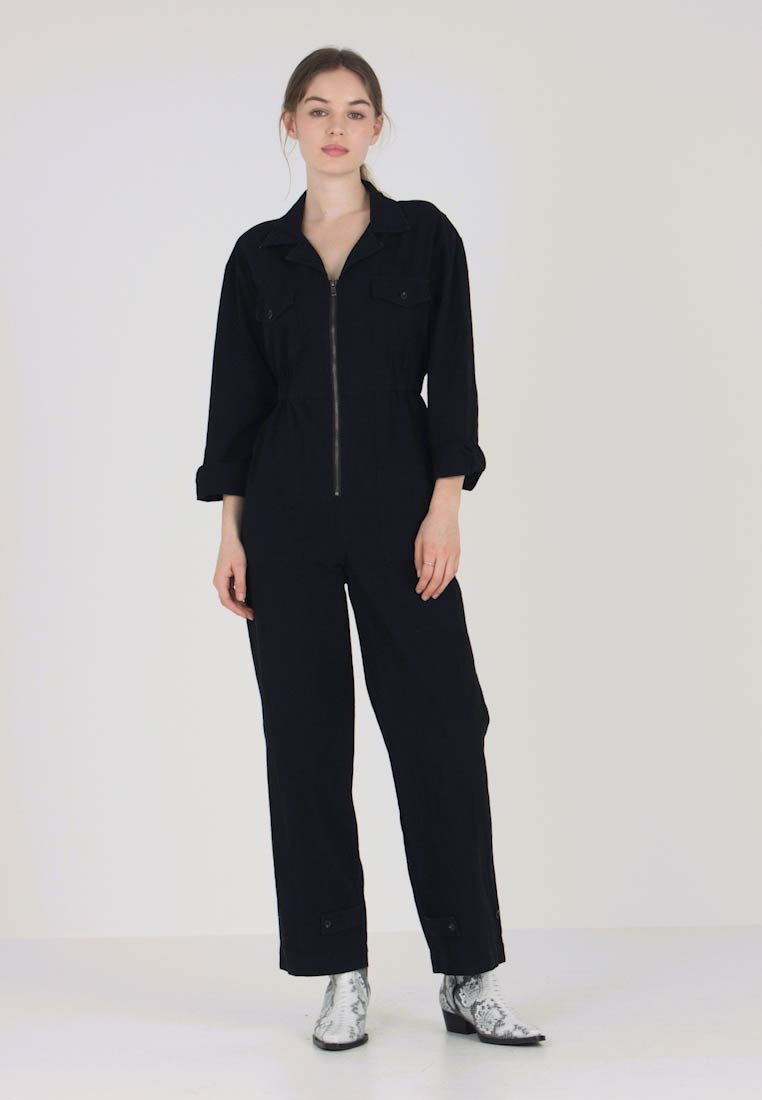 Neuw FLIGHT SUIT - Jumpsuit - midnight schwarz    schwarz 02441f