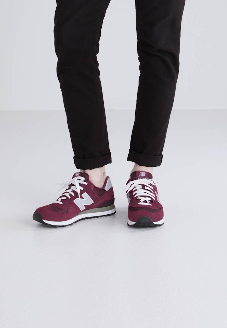 New Balance M574 - Zapatillas burgundy
