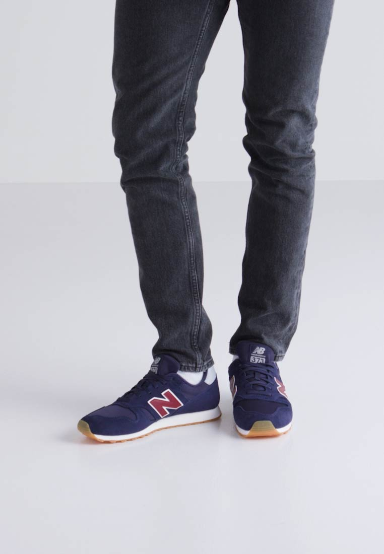 New Balance Balance Balance ML373 - Sneaker low - navy/red  Tragbare Schuhe e240a6