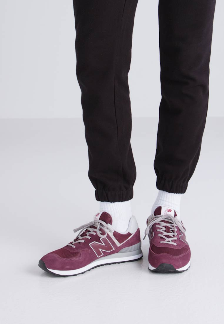 New Balance ML574 - Joggesko - burgundy