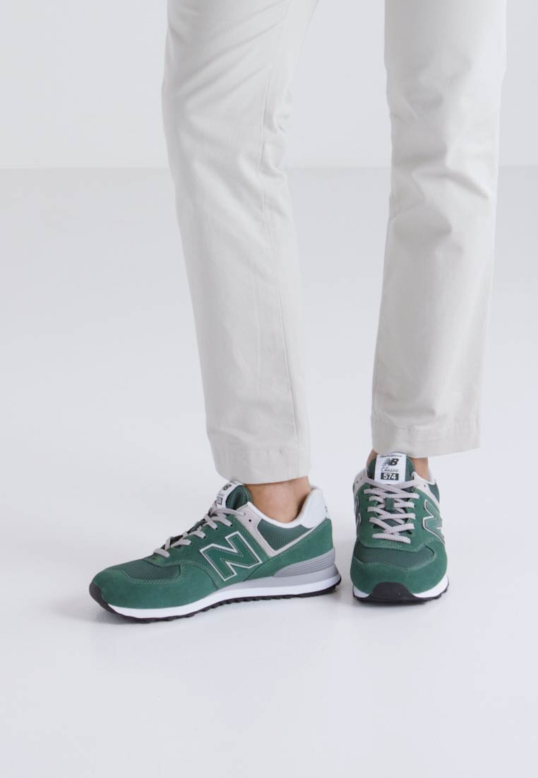 New Balance ML574 - Baskets basses - forest green