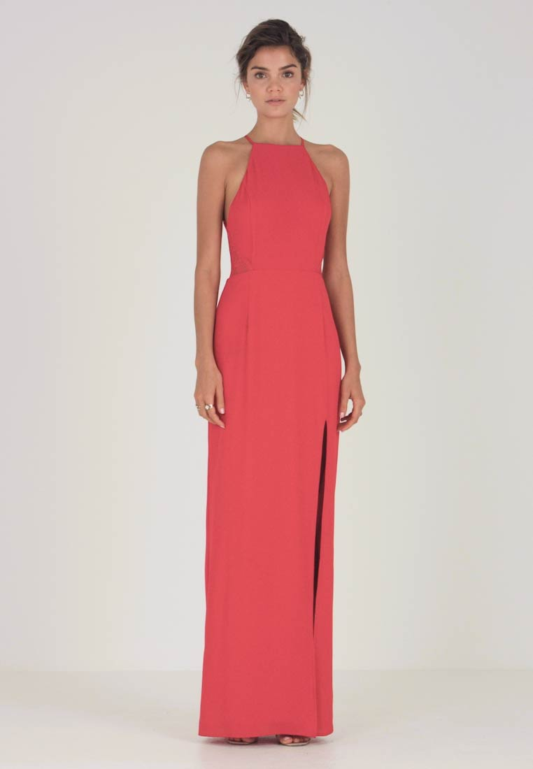 Nly by Nelly - INSERT GOWN - Iltapuku - red